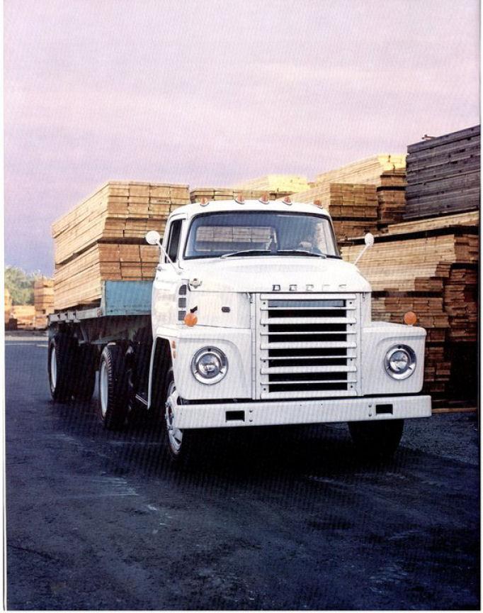 1969 Medium Duty Dodge Trucks 06