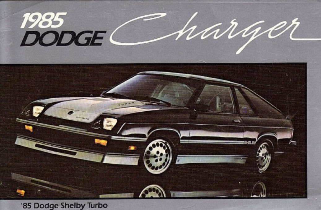 Image 1985 Shelby Dodge 1985 Shelby Dodge 02