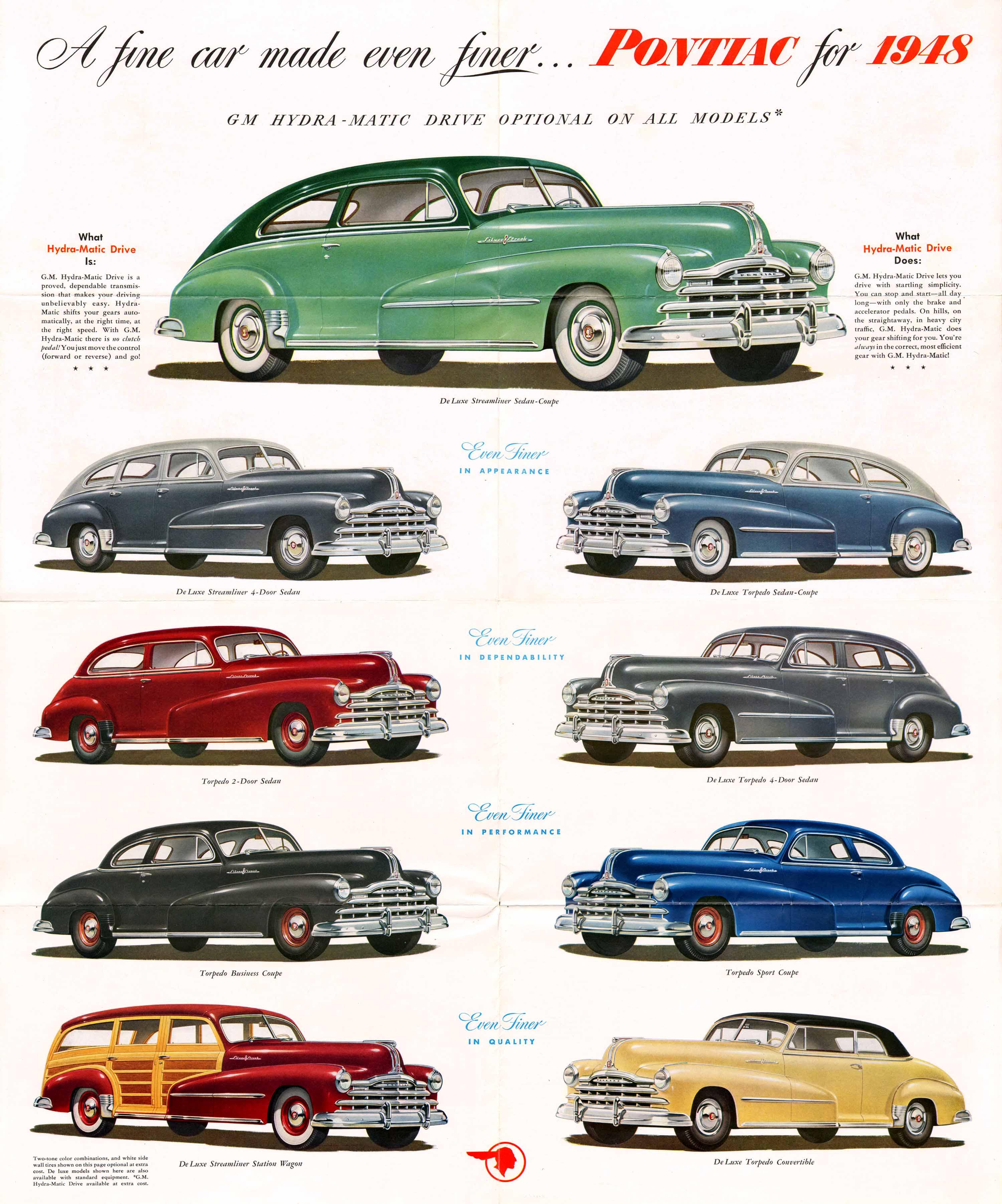 image 1948 pontiac foldout 1948 pontiac foldout 08 09 10 11 12 13 14 15