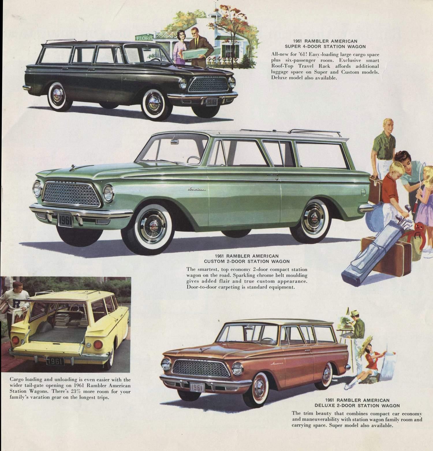 Old Car Dealers >> Image: 1961 Rambler American/1961 Rambler American-06