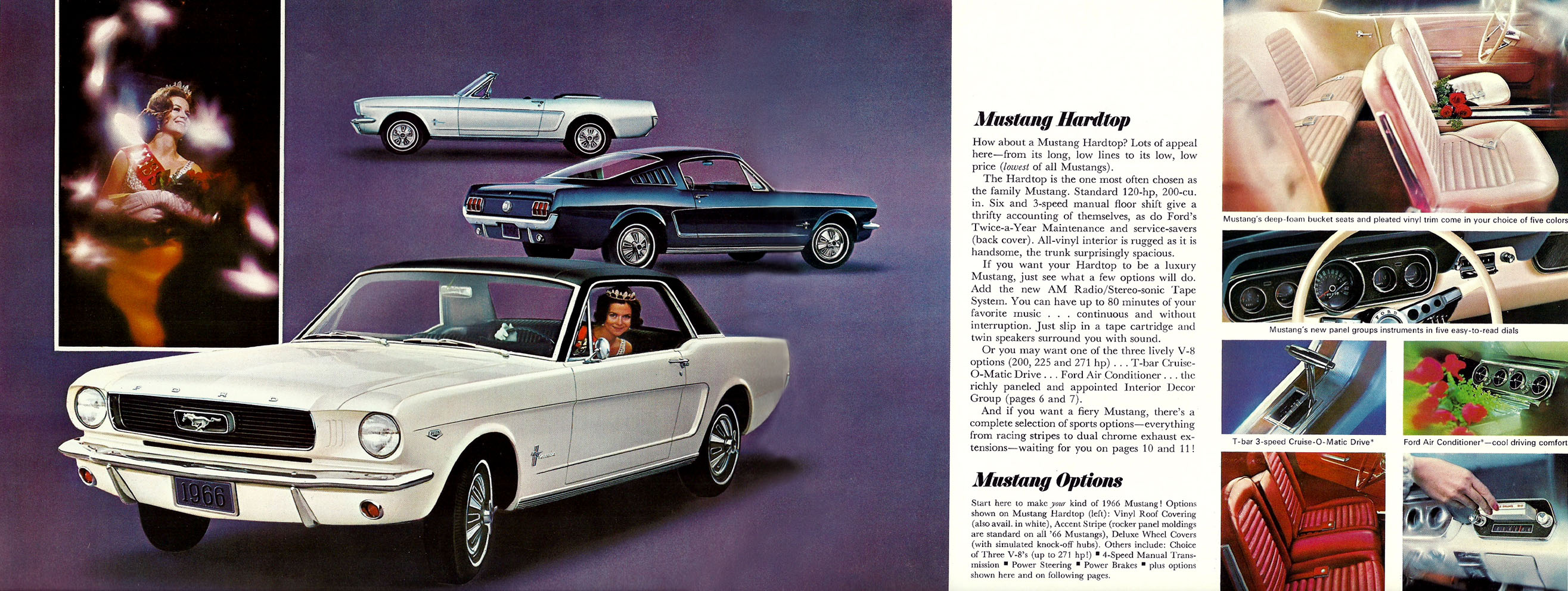 Image 1966 Ford Mustang 1966 Ford Mustang 04 05