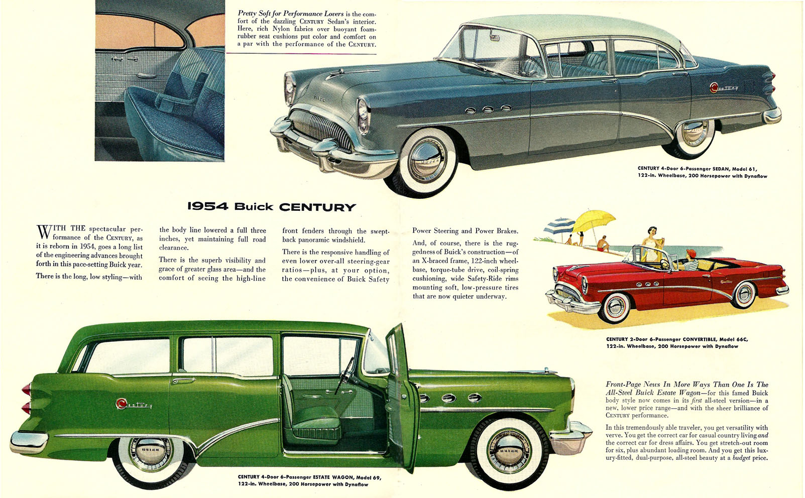The Old Car Manual Projectu0027s Collection Of Car Brochures | 1954 Buick  Special | Pinterest | Car Manuals
