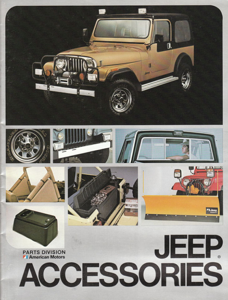 image 1982 jeep accessories 1982 jeep accessories catalog 00. Cars Review. Best American Auto & Cars Review
