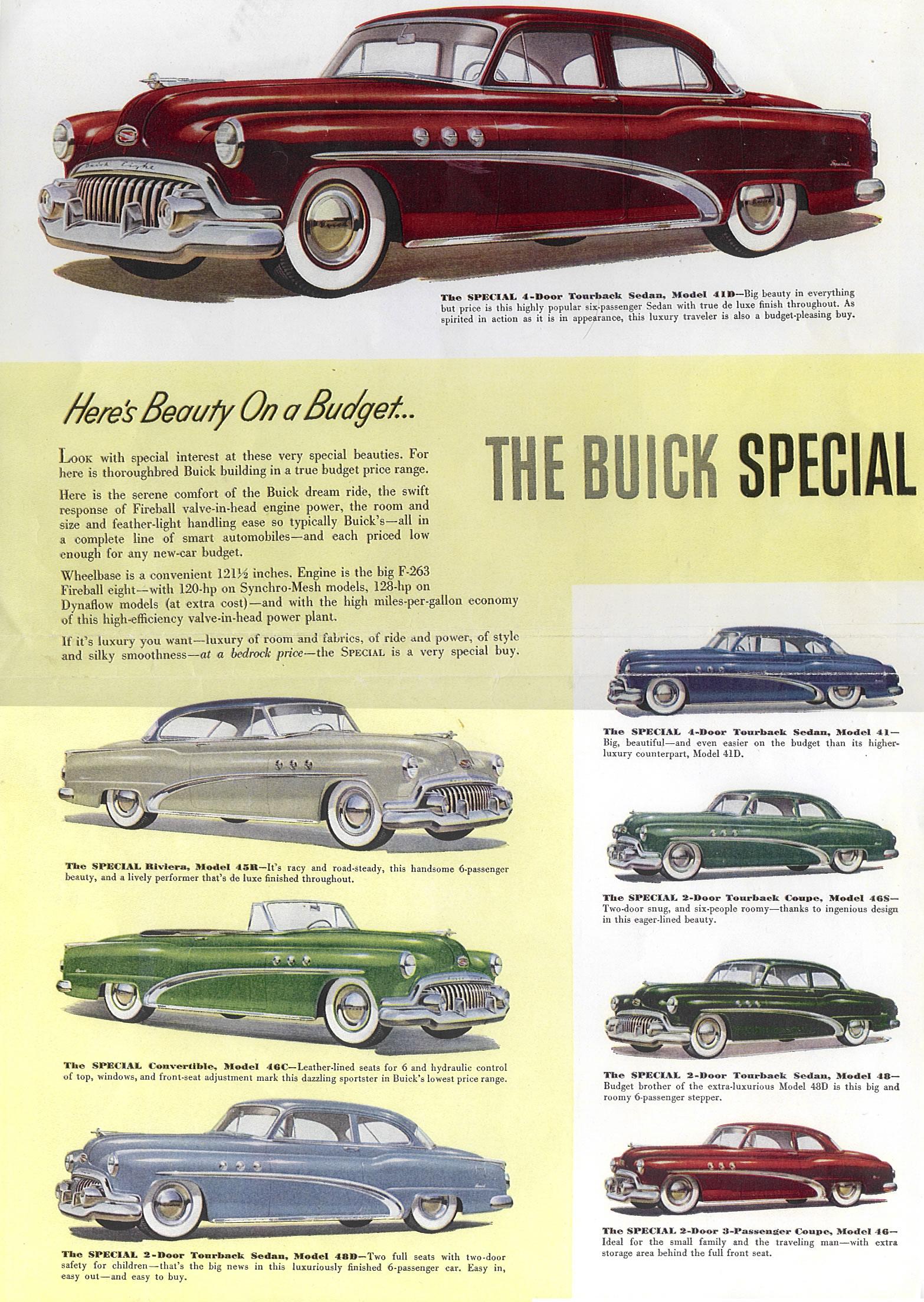 1952 Buick Straight 8 Help Passenger Car Motor Oil Pcmo