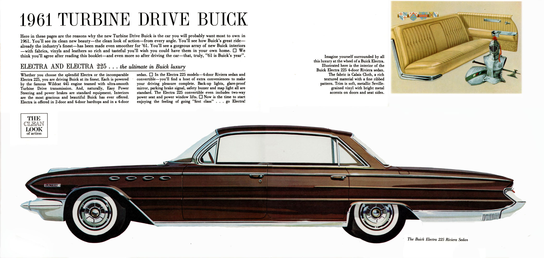 Classic Car Brochures For Sale
