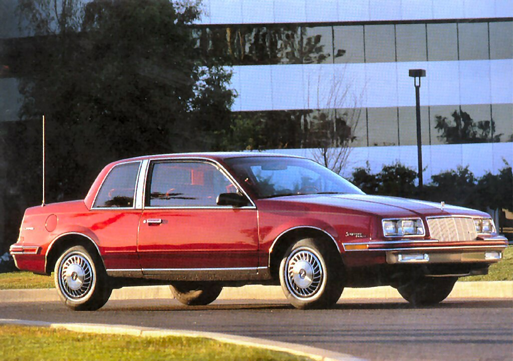 Directory Index Buick 1985 Buick