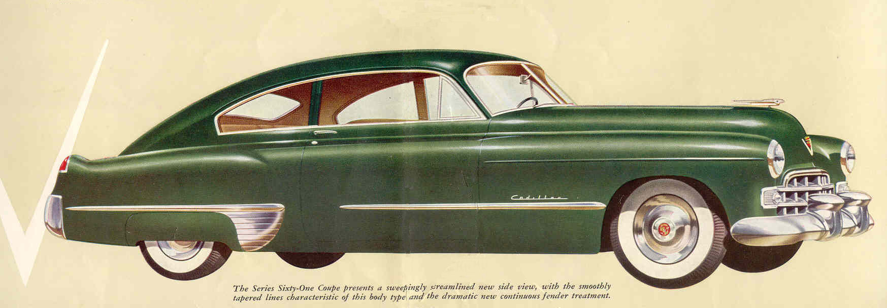 Cadillac on 1948 Lincoln Continental Wiring Diagram