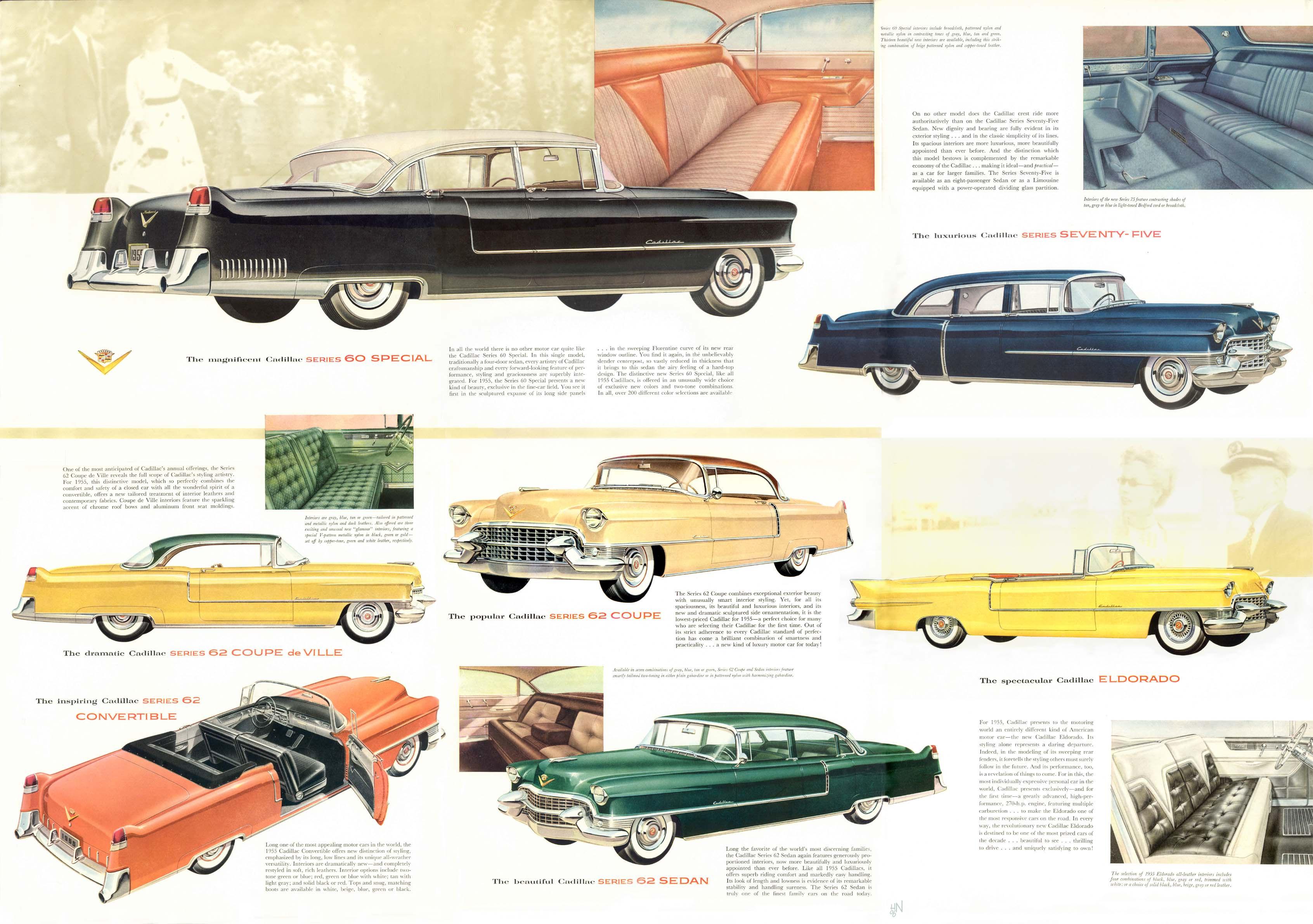 1955 cadillac series 60 special