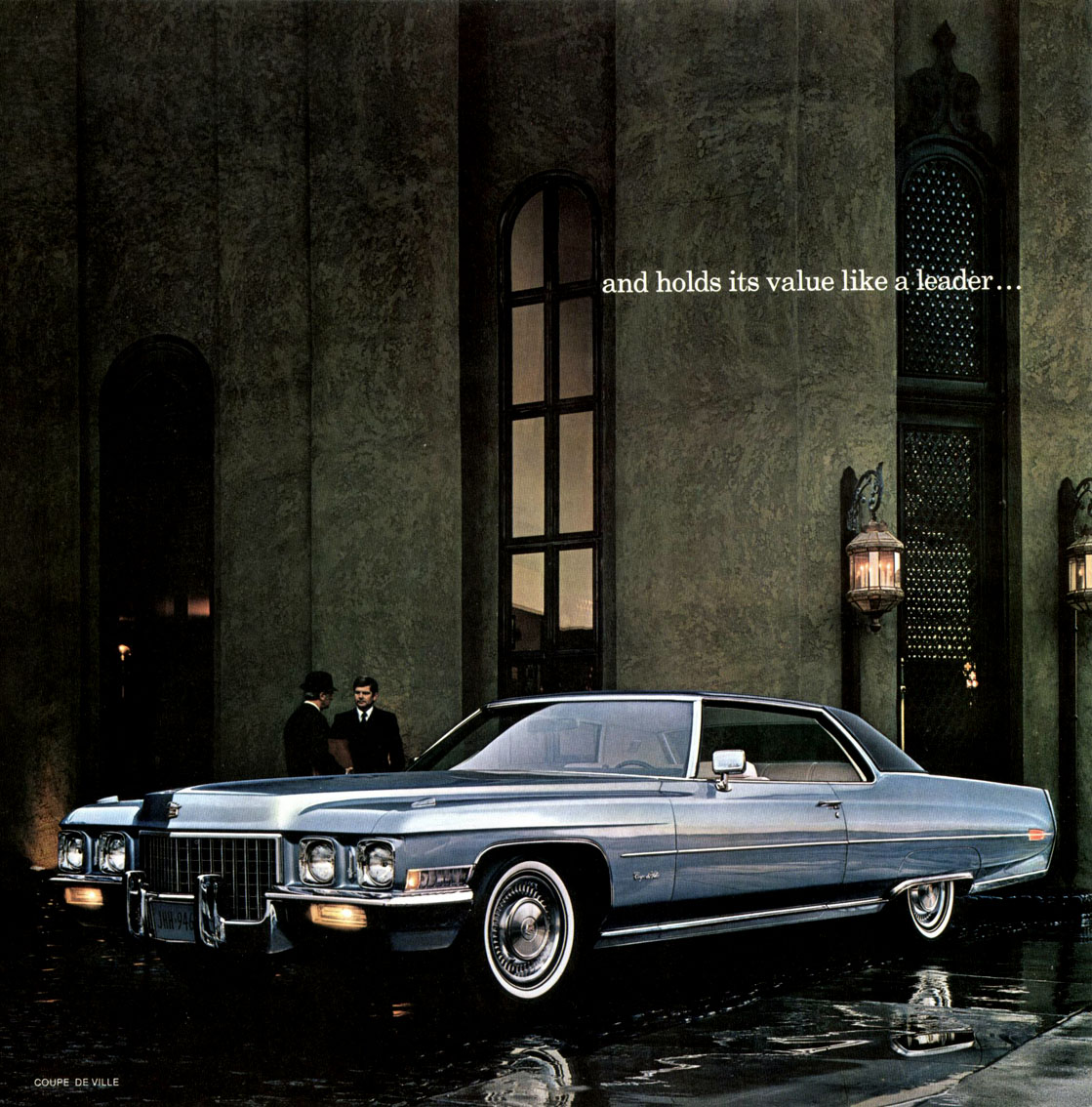 1971 Cadillac Looks Like A Leader Mailer
