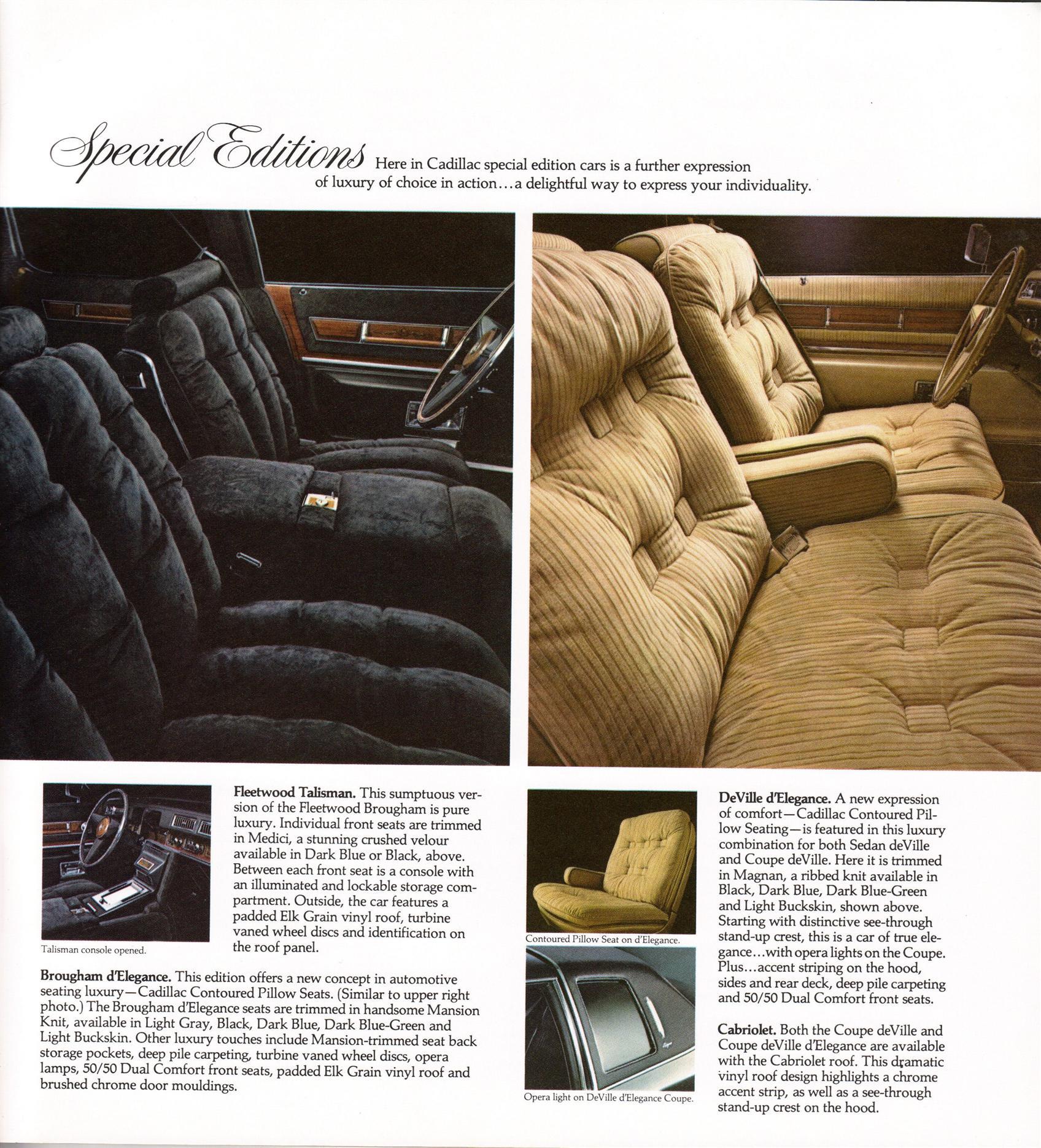 Directory Index: Cadillac/1976_Cadillac/1976_Cadillac_Brochure