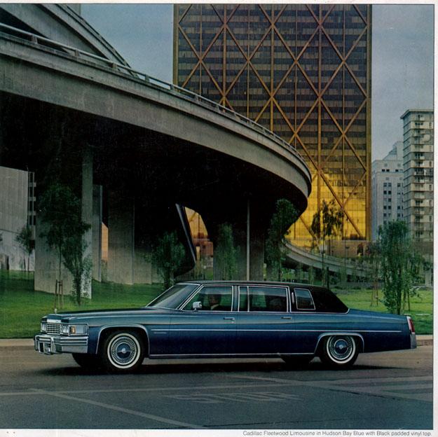 """1977 """"Kind Of"""" Limousine"""
