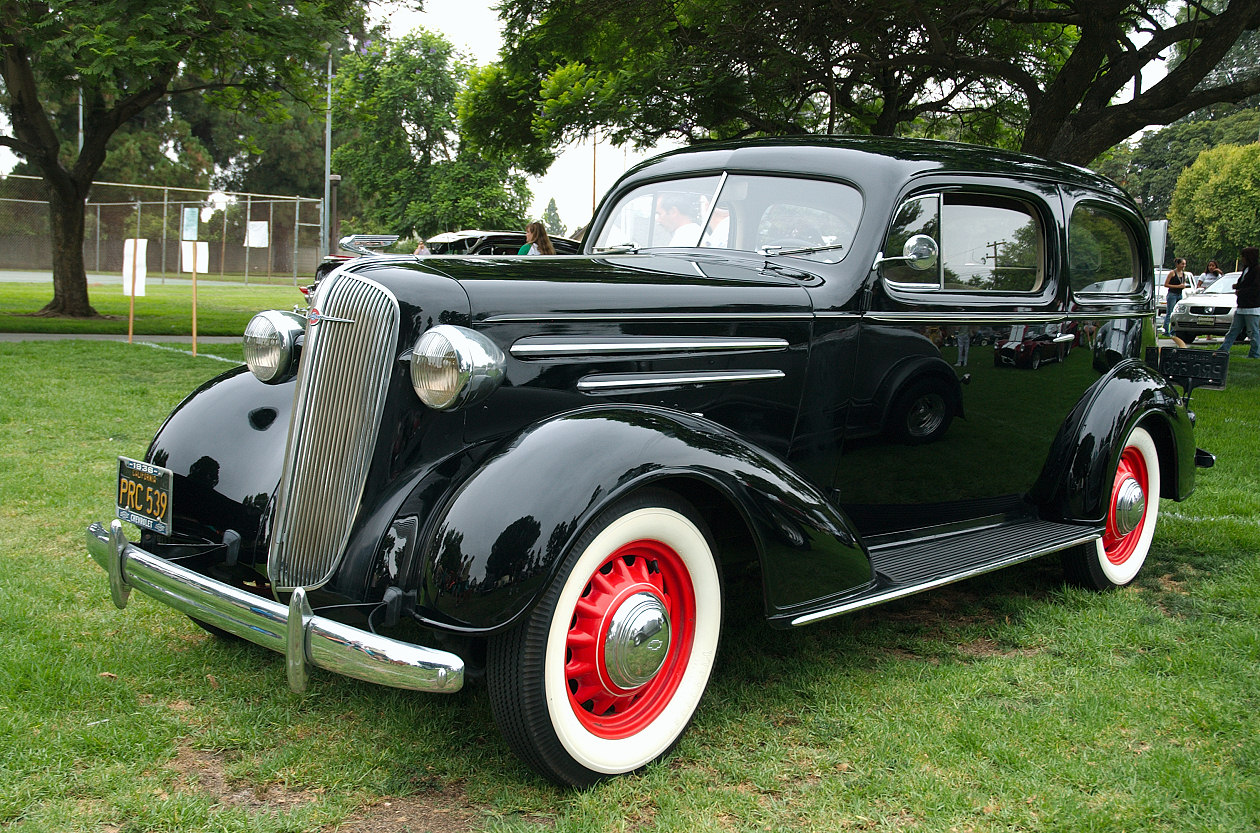 1936 chevrolet sedan delivery car pictures