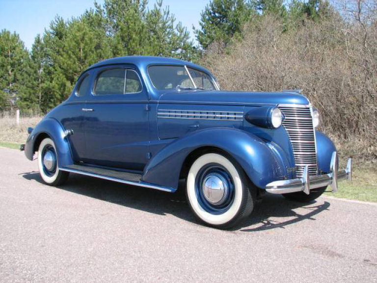 1938 Chevy Coupe For Sale On Craigslist | Autos Post