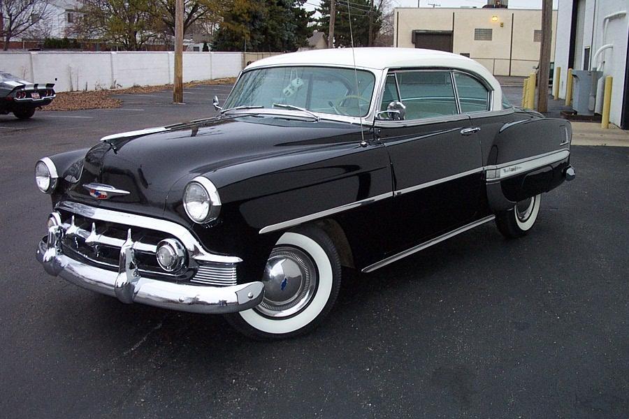 RM Sotheby's - 1953 Chevrolet 210 Deluxe Two-Door Sedan | Arizona 2018