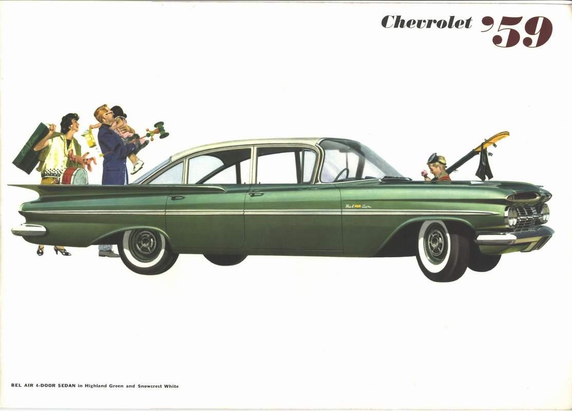 2009 Chevy Malibu vs 1959 Bel Air Crash Test  Consumer