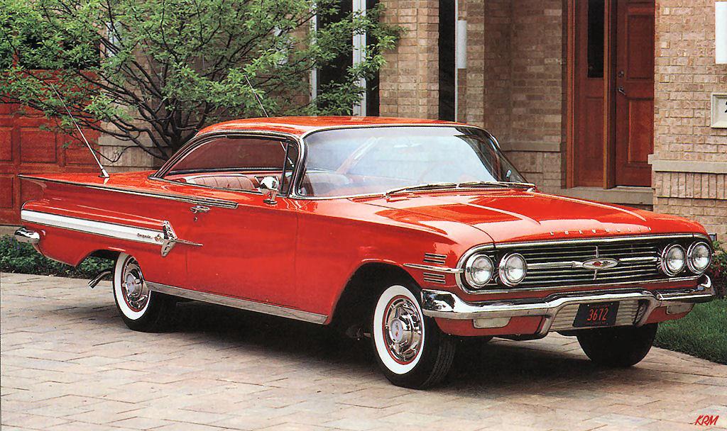 1960 Chevy El Camino  YouTube