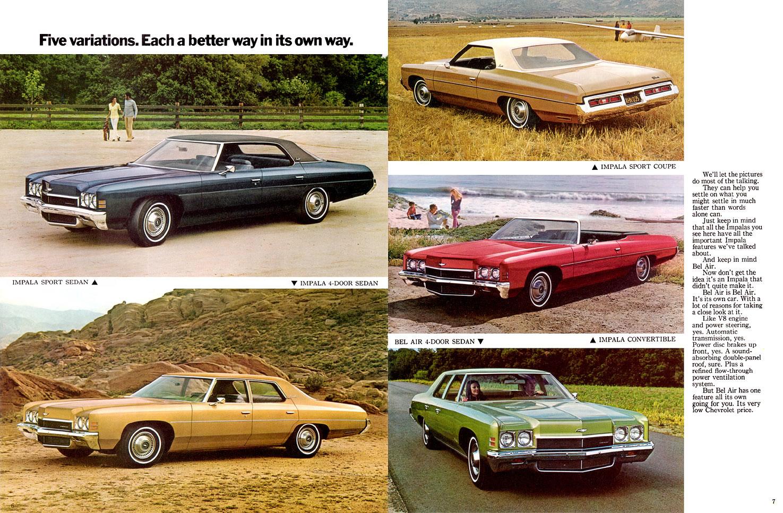 Directory Index: Chevrolet/1972_Chevrolet/1972_Chevrolet_Full_Size_Brochure