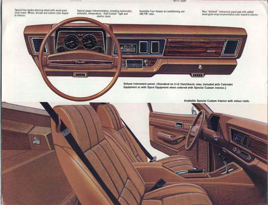 Nova Owners Manual 75 1975 Chevrolet  Important