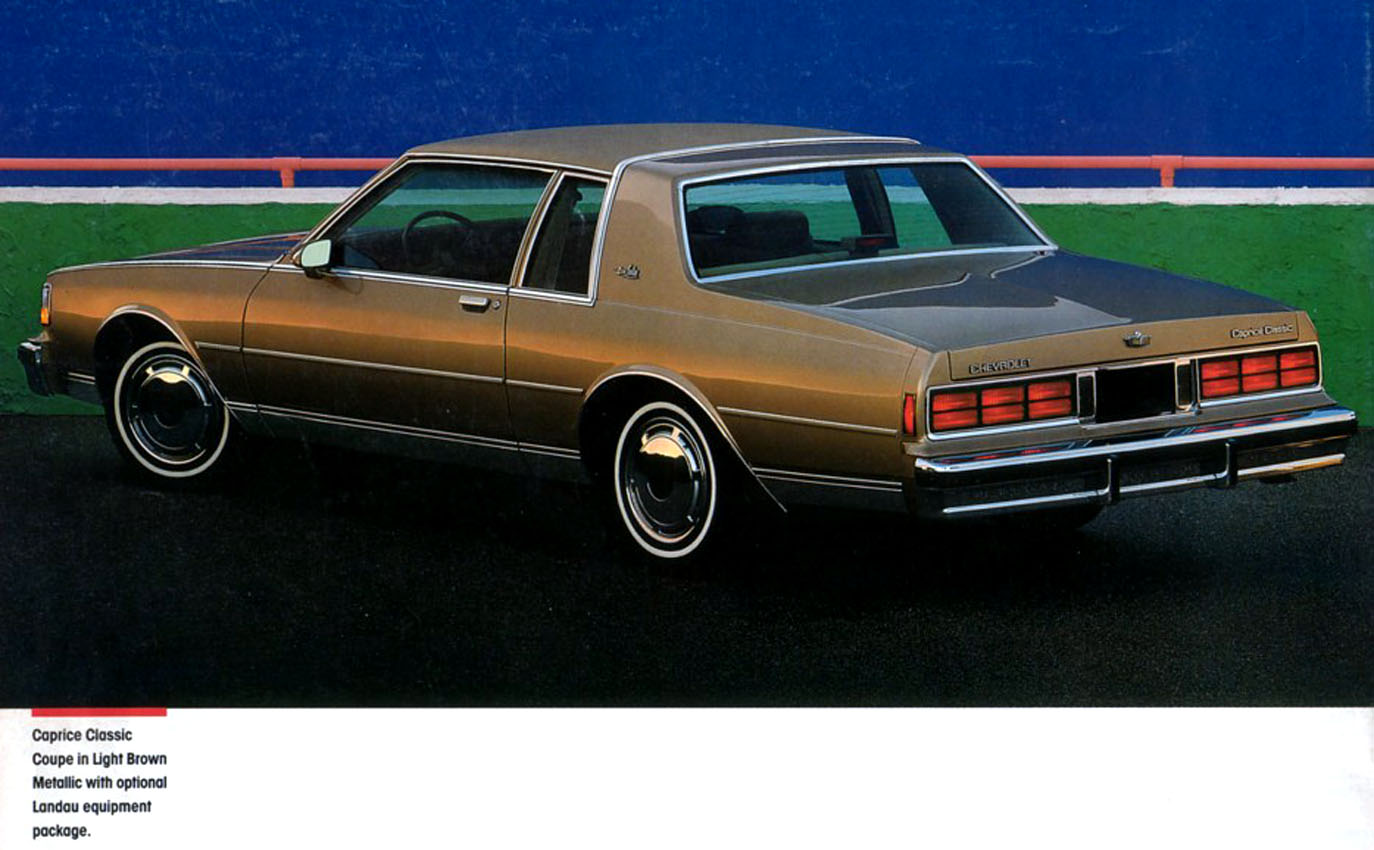 Classic Chevrolet Caprice for Sale on ClassicCarscom