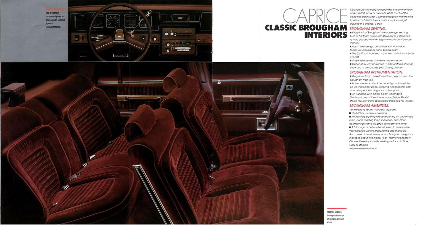 1987 Chevrolet Caprice  Pictures  CarGurus