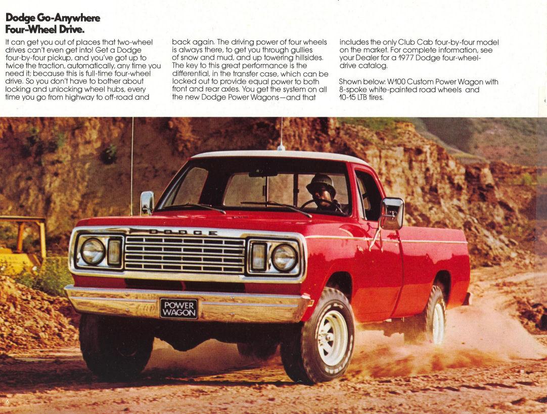 1977 Dodge Pickup Truck