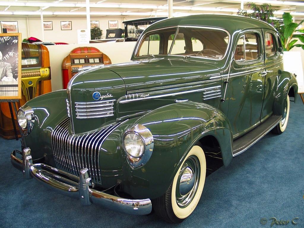 1939 chrysler royal hq - photo #24