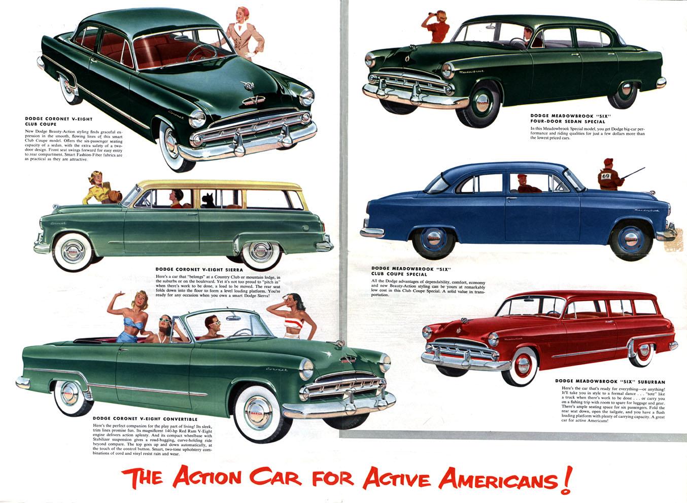 Directory Index: Dodge/1953_Dodge/1953_Dodge_Brochure