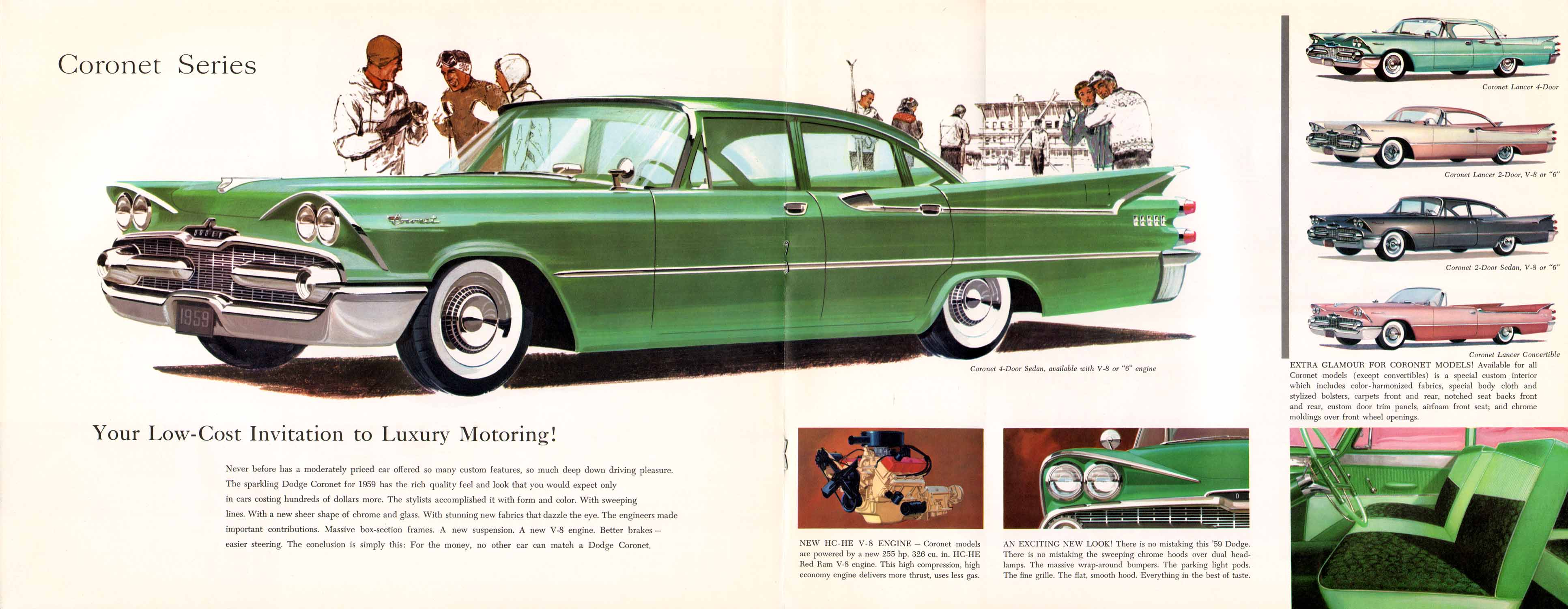 Directory Index Dodge 1959 Dodge 1959 Dodge Brochure