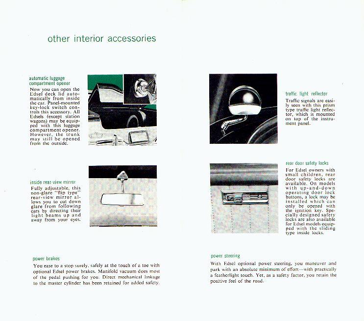 directory index edsel 1958 edsel 1958 edsel accessories rh oldcarbrochures com Car Owners Manual User Manual