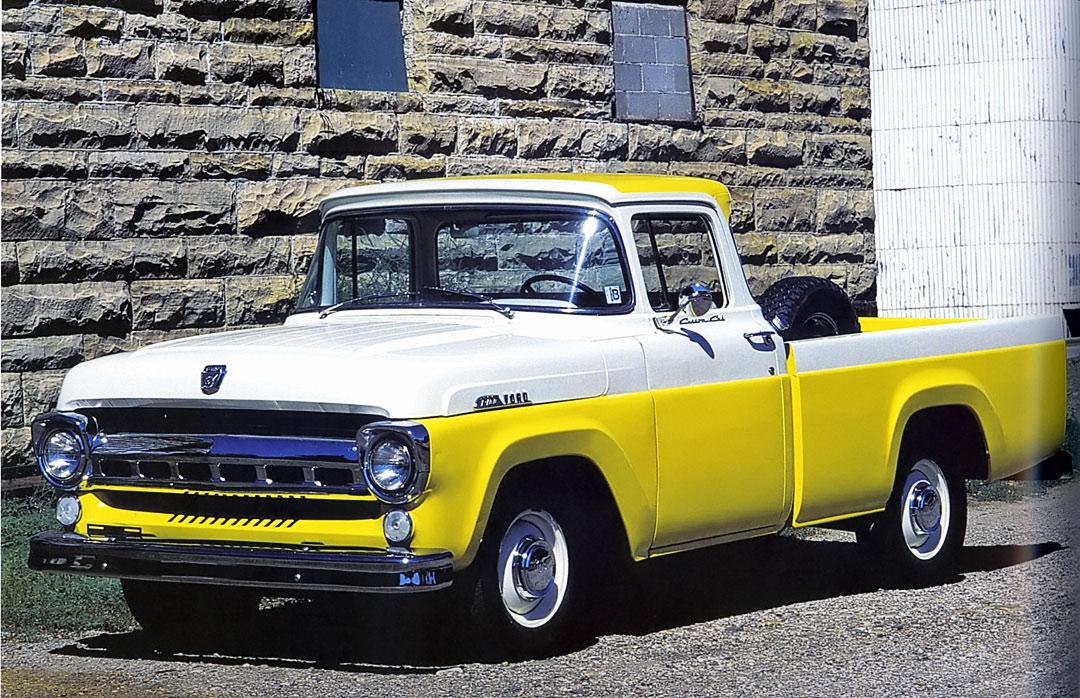 directory index fmc trucks vans 1957 trucks and vans. Black Bedroom Furniture Sets. Home Design Ideas