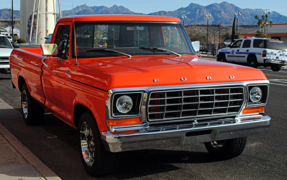 1978 Ford Truck >> 1978 Ford Truck Brochures