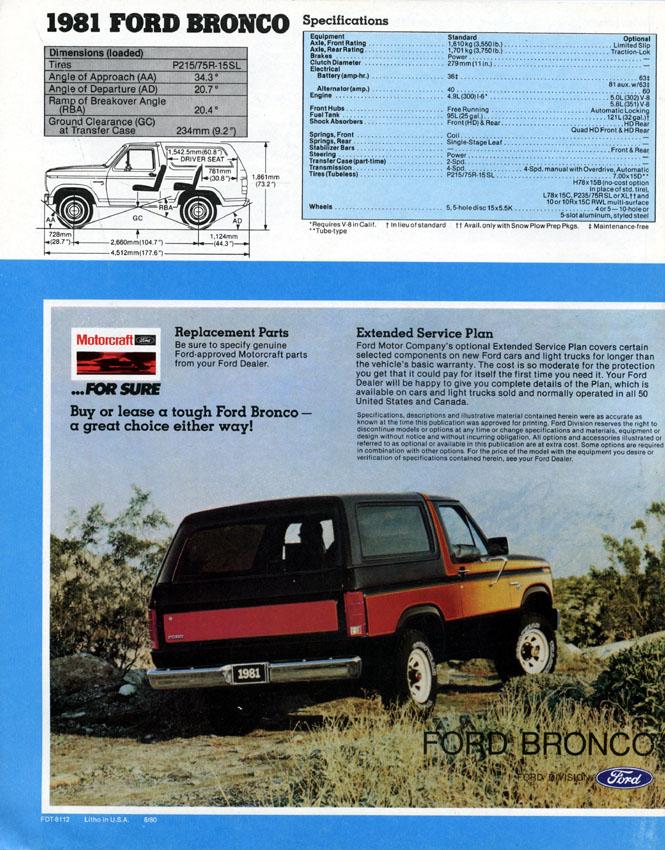 Old Car Dealers >> Directory Index: FMC Trucks-Vans/1981_Trucks-Vans/1981 ...