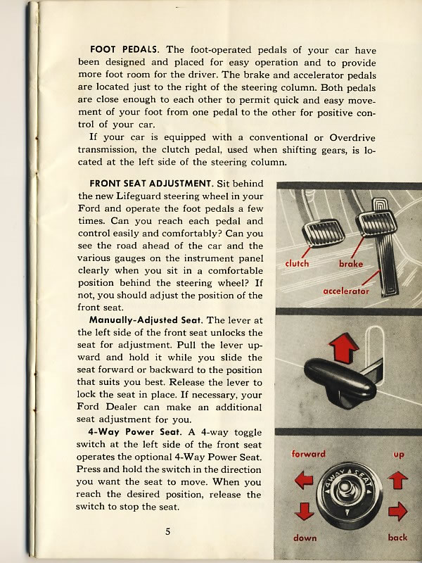 directory index ford 1956 ford 1956 ford owners manual