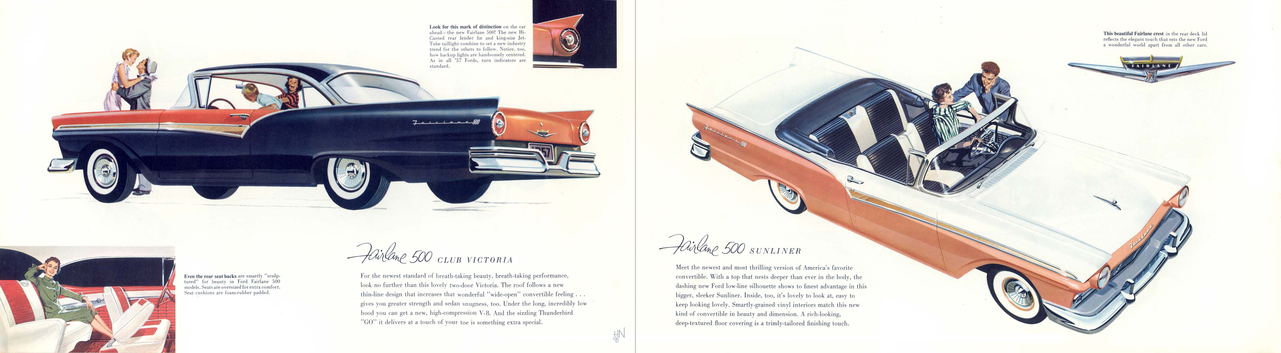 Wonderful 1957 Ford Fairlane Michaelieclark Retractable Top Wiring Diagram Full Size Image