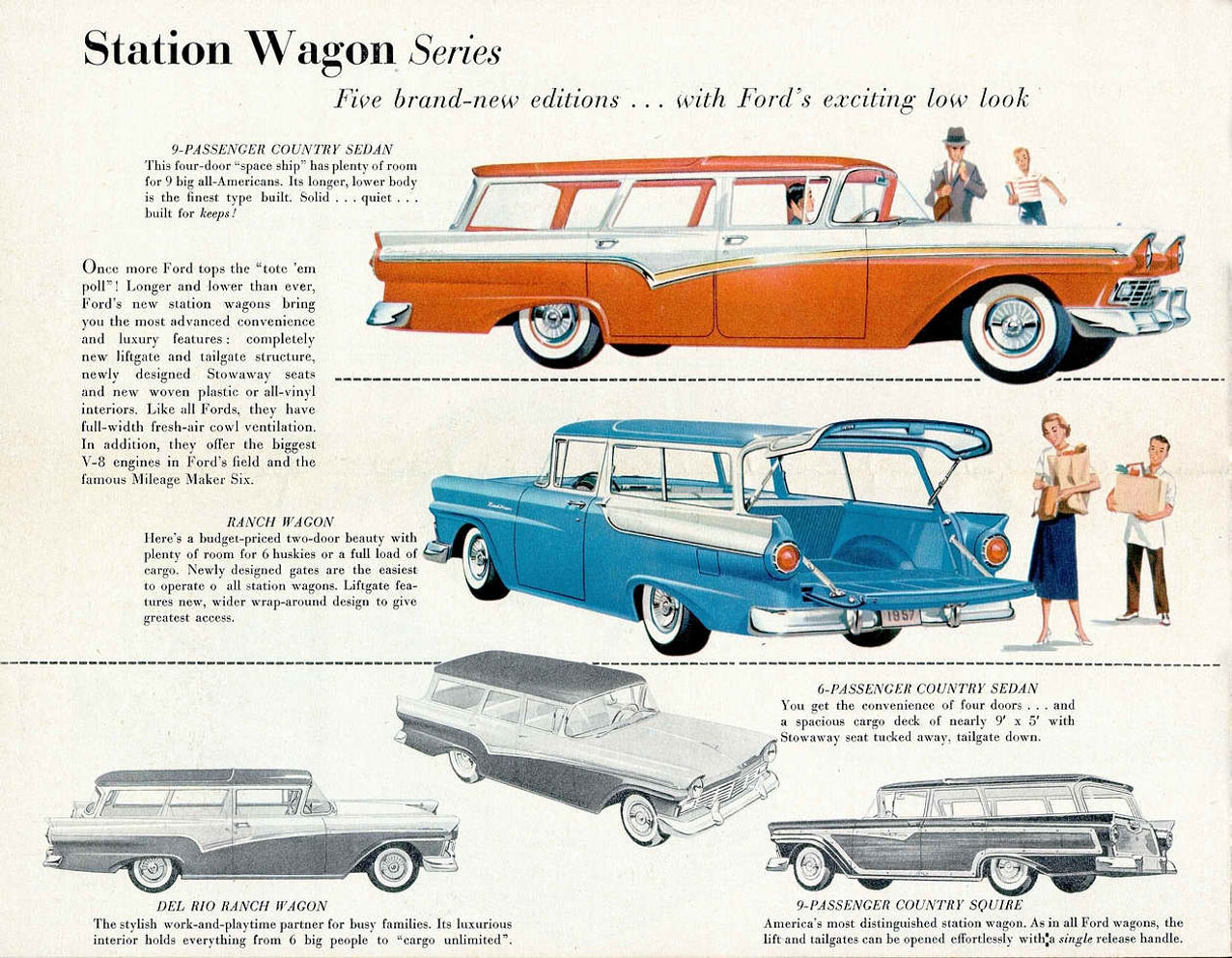 Directory Index: Ford/1957_Ford/1957_Ford_Full_Line_Brochure