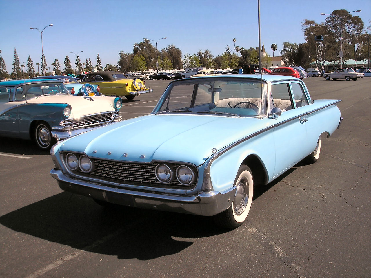 Old Car Dealers >> Directory Index: Ford/1960_Ford