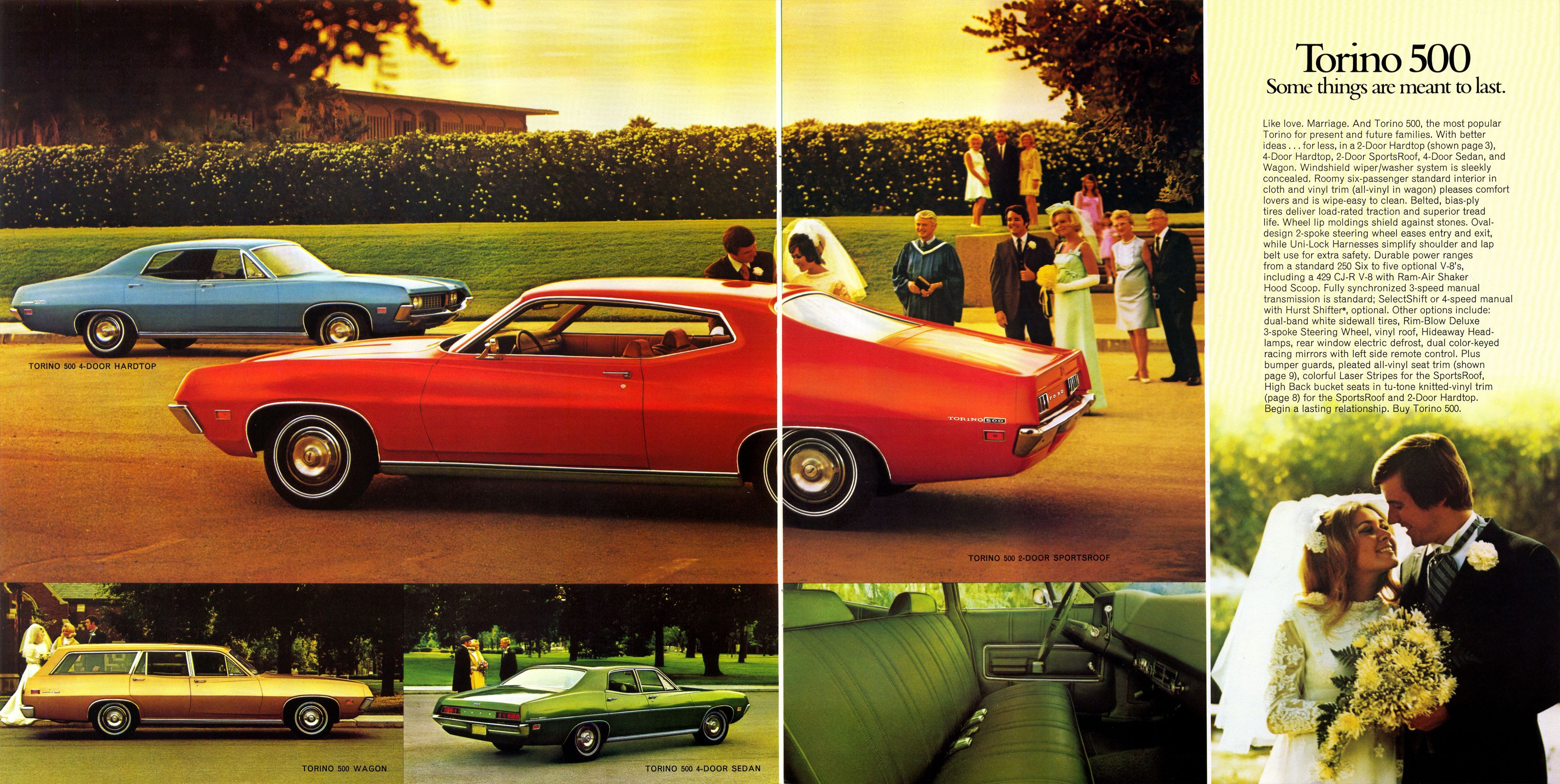 Old Car Dealers >> Directory Index: Ford/1971_Ford/1971_Ford_Torino_Brochure