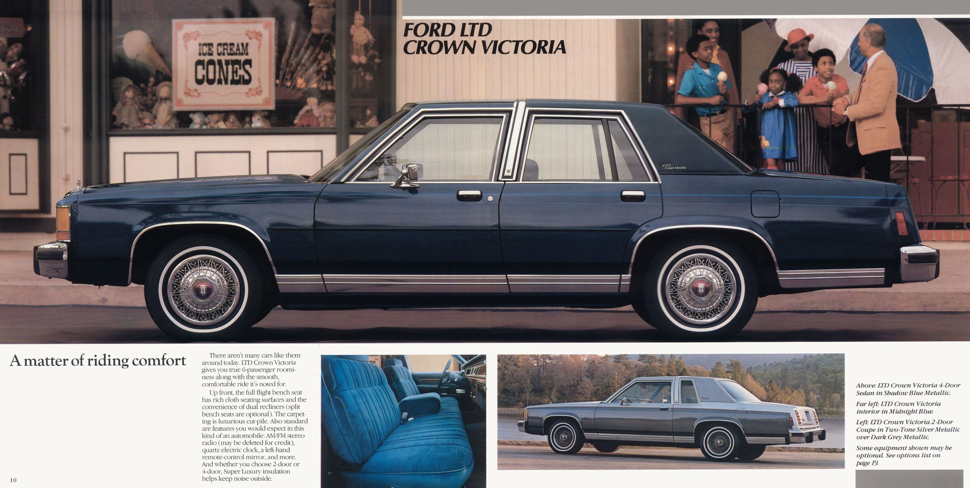 Directory Index Ford 1986 Ford 1986 Ford Ltd Crown