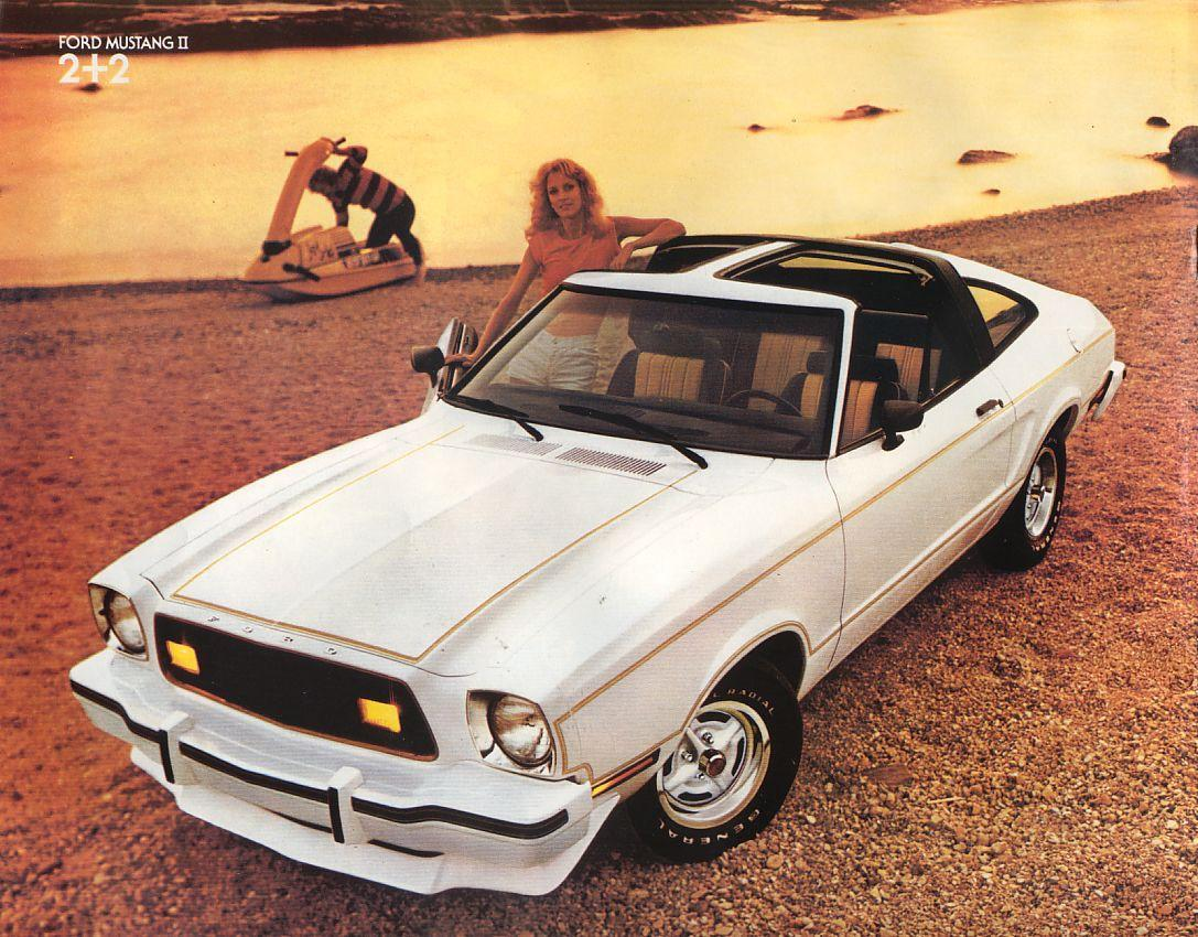 1978 ford mustang ii classic automobiles. Black Bedroom Furniture Sets. Home Design Ideas