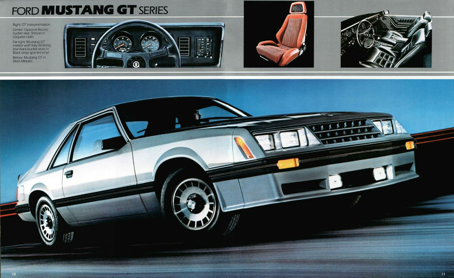 1982 Ford Mustang GT | Eighties Cars