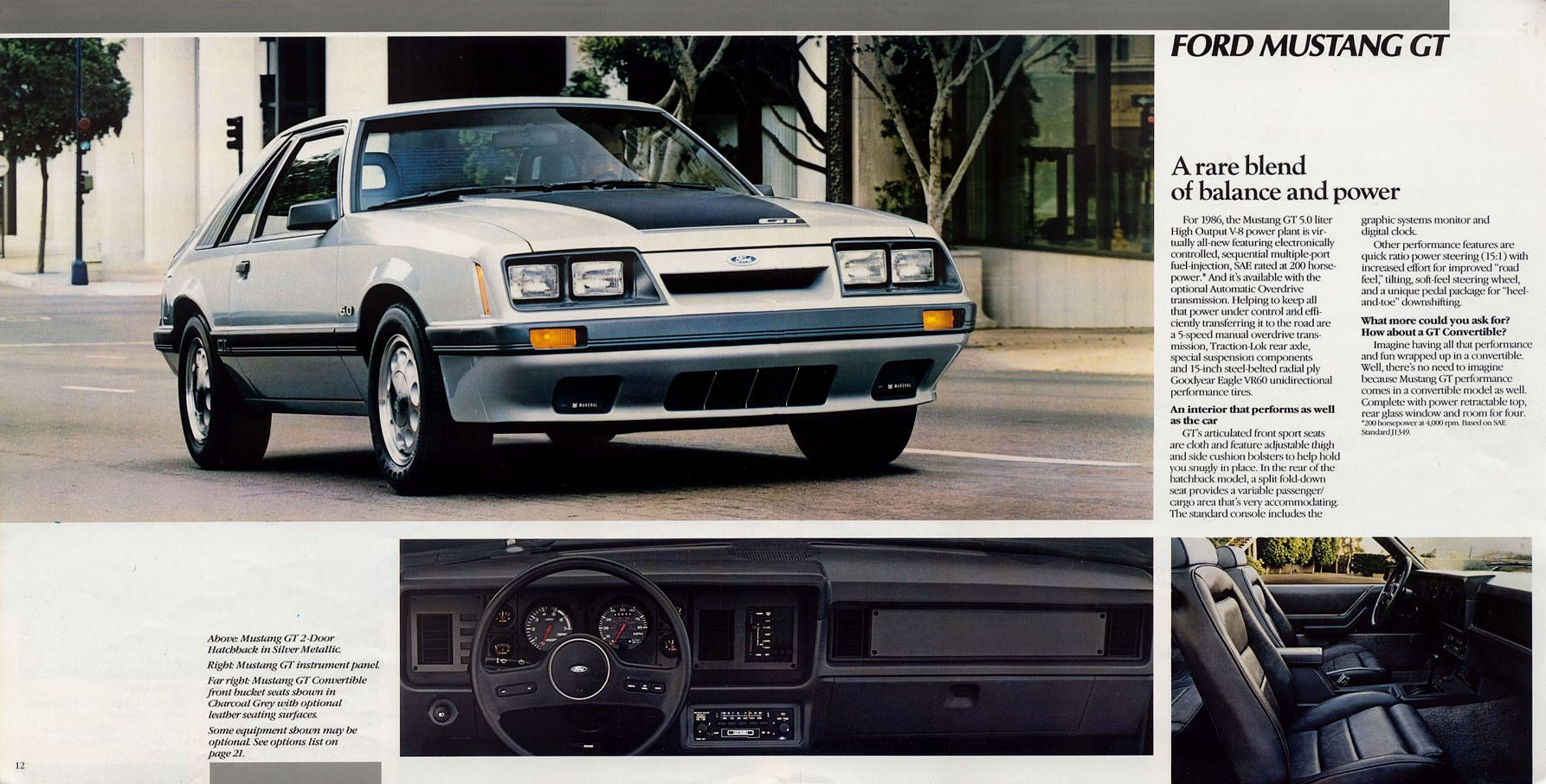 Directory Index Ford Mustang 1986 Ford Mustang 1986 Ford