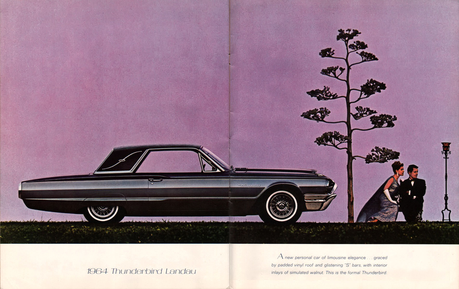 Bishko OEM Maintenance Owner/'s Manual Bound for Ford Thunderbird 1976