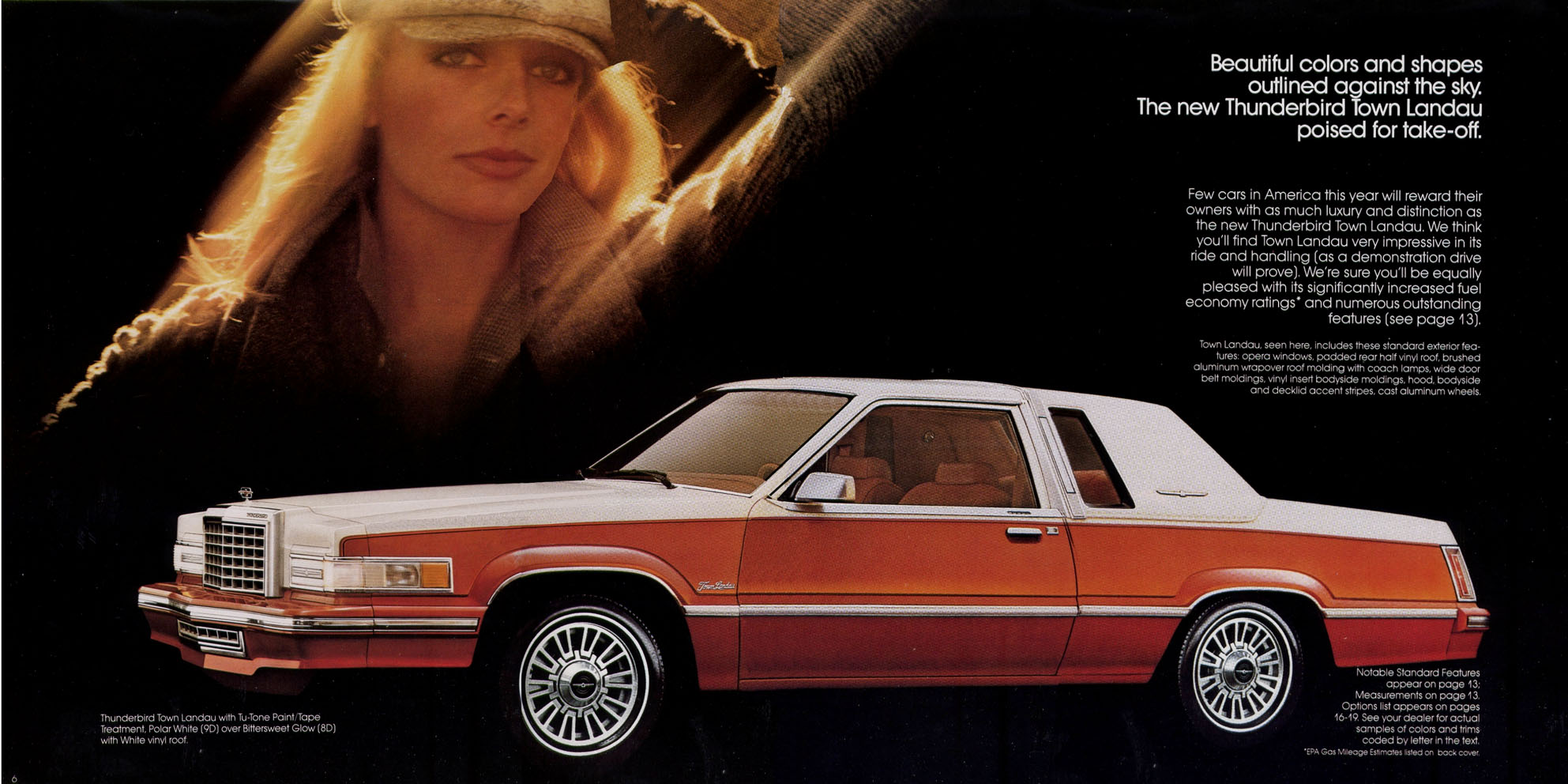 1980 Ford Thunderbird ad