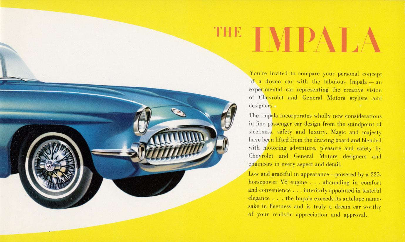 1956 GM Motorama Chevrolet 04