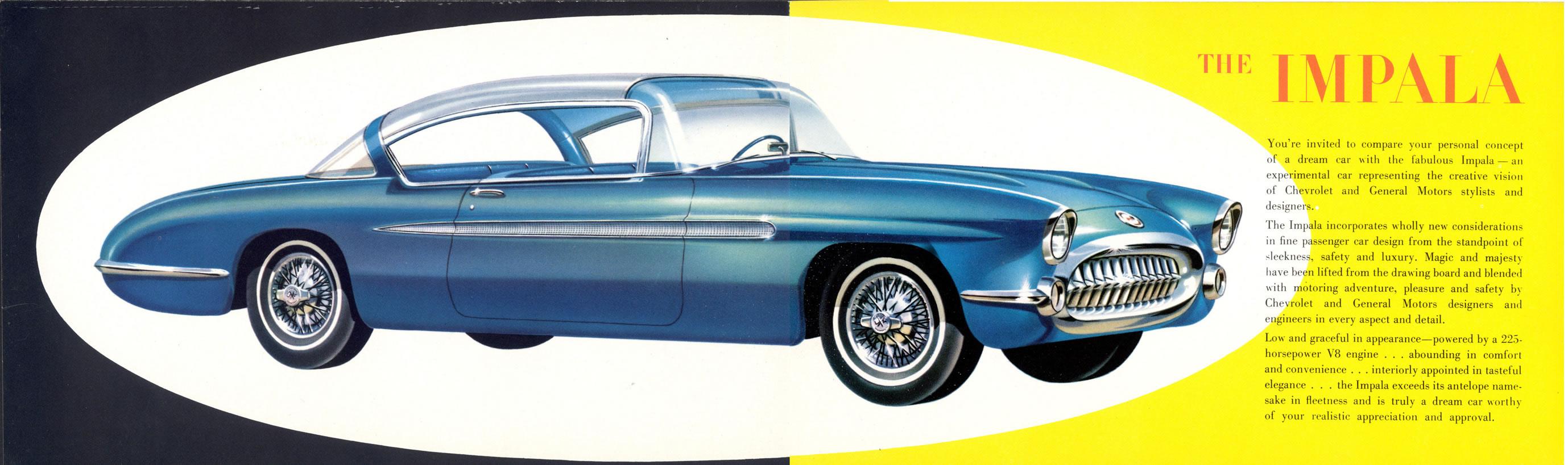 1956 GM Motorama Chevrolet 05