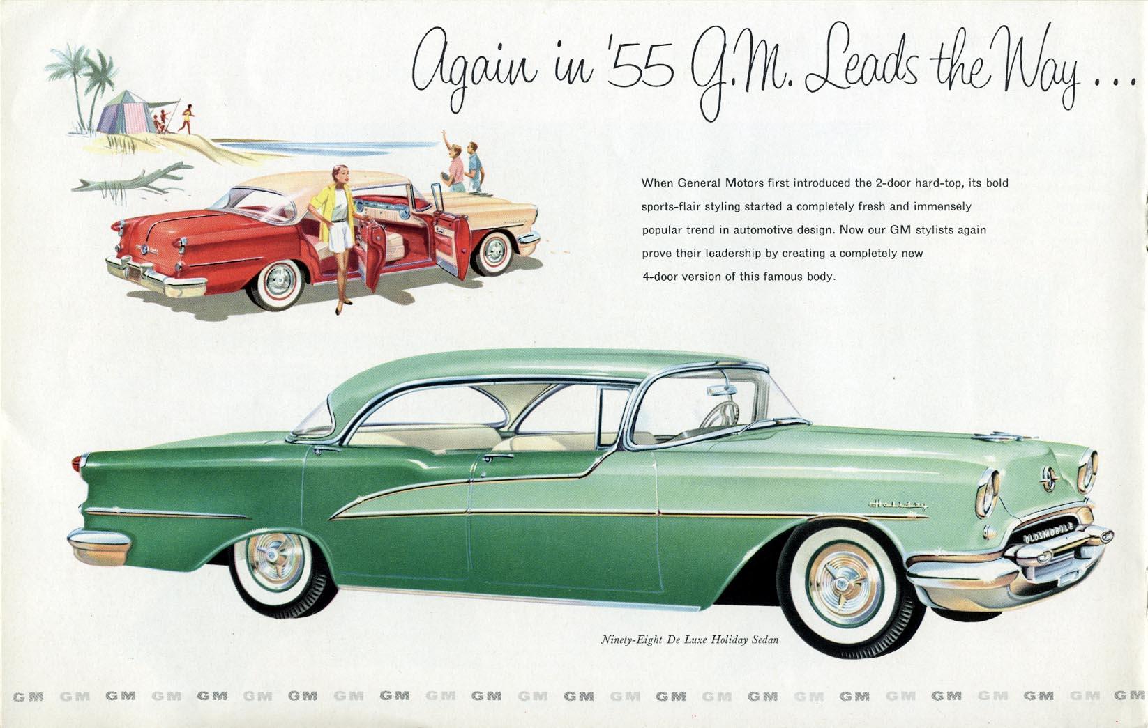 1955 General Motors Car