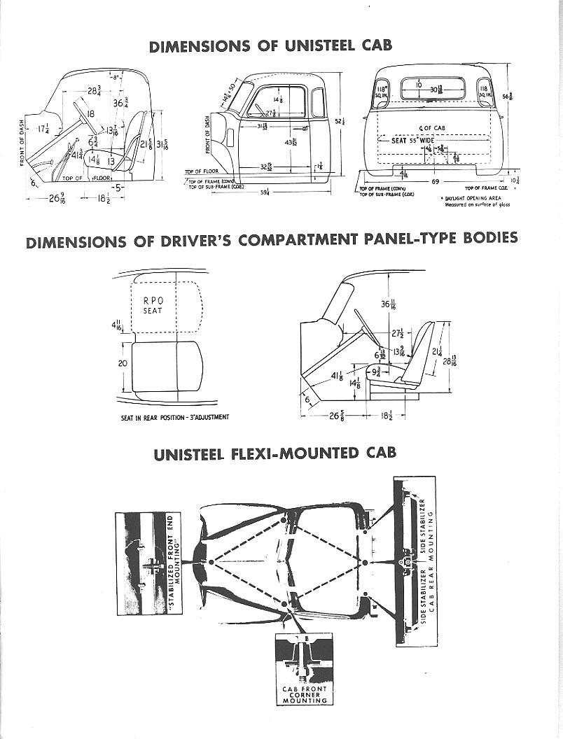 48 chevy mounting cab to frame hot rod forum hotrodders bulletin board. Black Bedroom Furniture Sets. Home Design Ideas