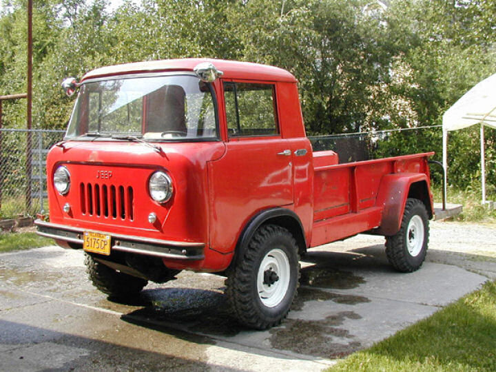 Directory Index Jeep 1961 Jeep