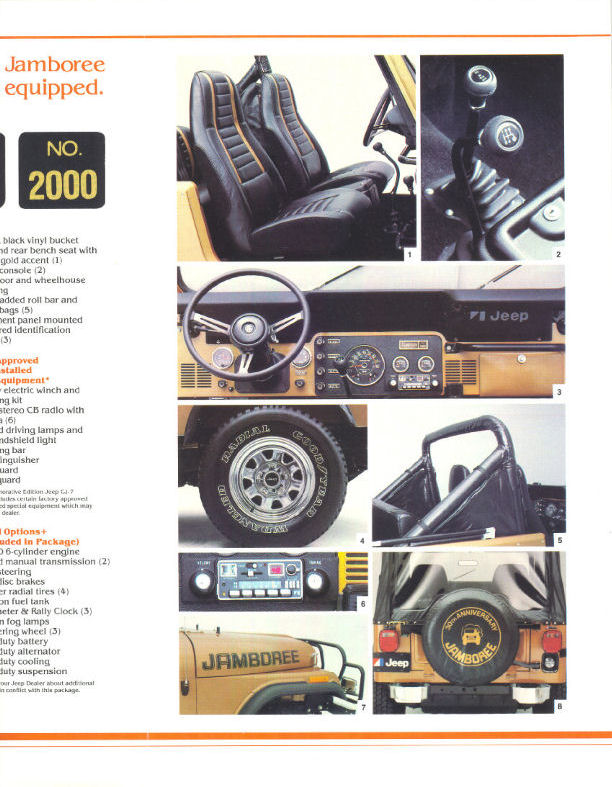 1JCCN87E7CT065671 - 1982 Jeep Jamboree CJ-7 CJ7