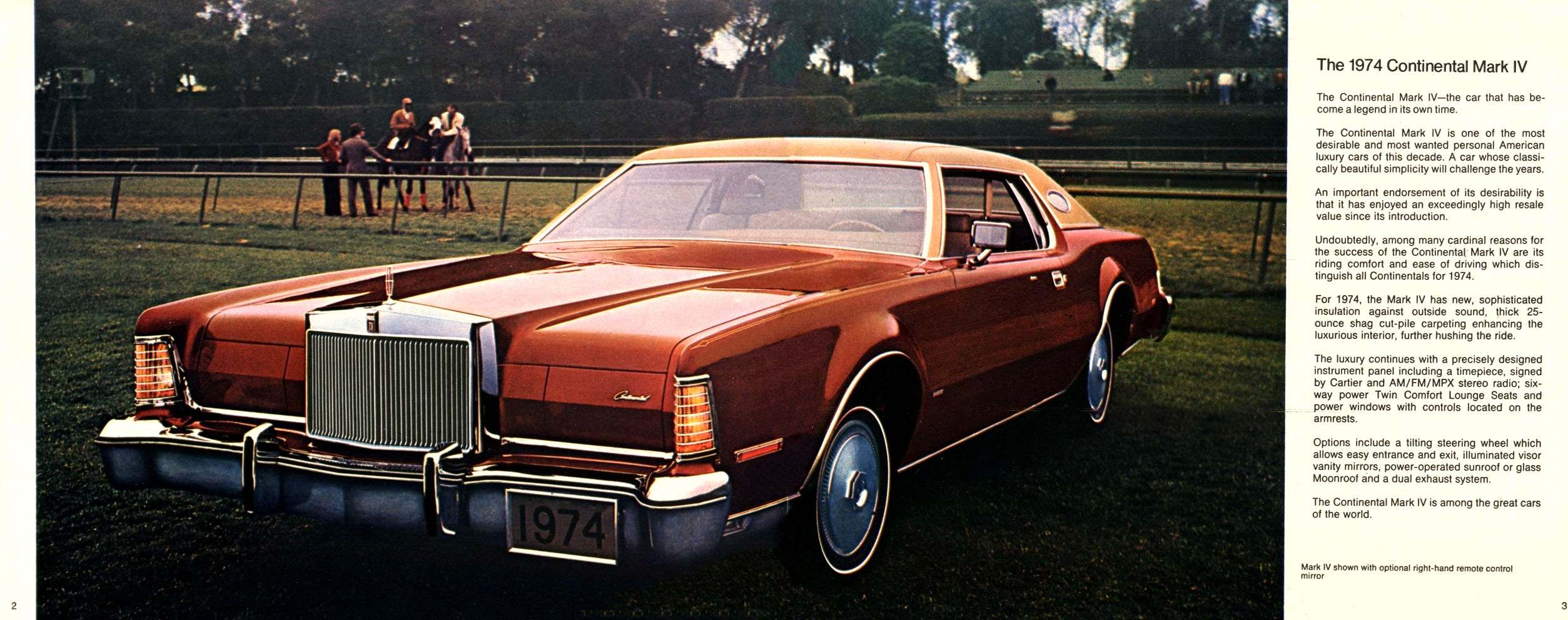 Old Car Dealers >> Directory Index: Lincoln/1974_Lincoln/1974_Lincoln-Mercury_Brochure